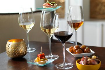 Shapas: sherry & tapas, a match made in heaven?